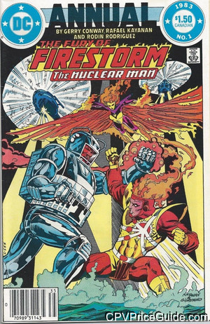fury of firestorm annual 1 cpv canadian price variant image