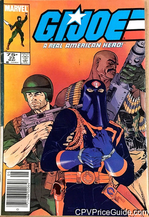 g i joe a real american hero 23 cpv canadian price variant image