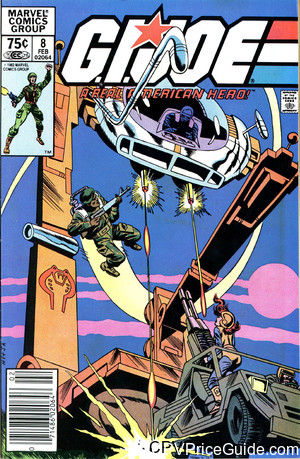 g i joe a real american hero 8 cpv canadian price variant image