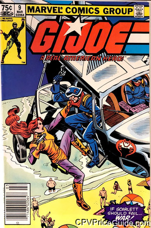g i joe a real american hero 9 cpv canadian price variant image