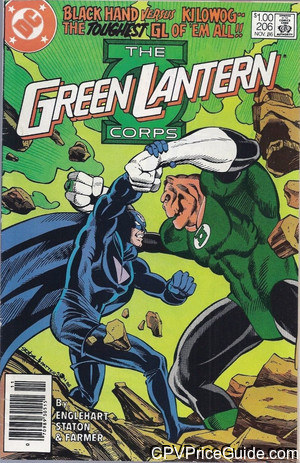 green lantern corps 206 cpv canadian price variant image