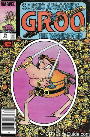 groo the wanderer 12 cpv canadian price variant image