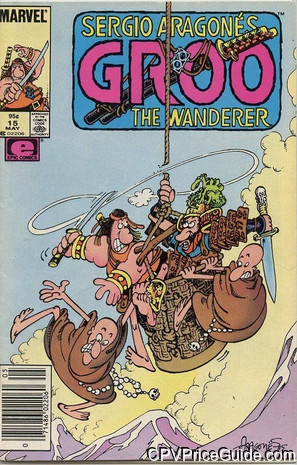 groo the wanderer 15 cpv canadian price variant image
