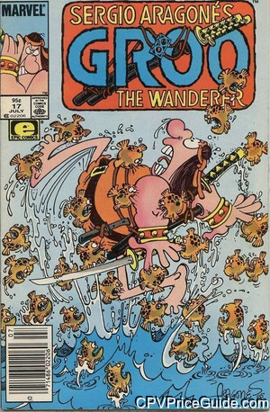 groo the wanderer 17 cpv canadian price variant image