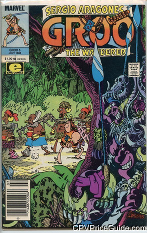 groo the wanderer 5 cpv canadian price variant image