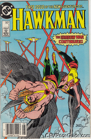 hawkman 1 cpv canadian price variant image