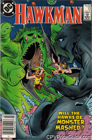 hawkman 12 cpv canadian price variant image