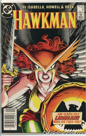 hawkman 6 cpv canadian price variant image
