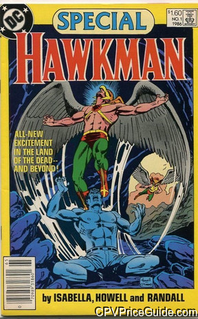 hawkman special edition 1 cpv canadian price variant image