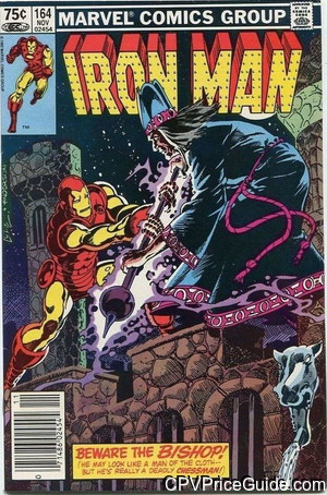 iron man 164 cpv canadian price variant image