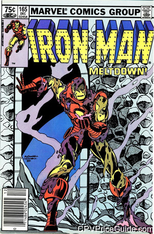 iron man 165 cpv canadian price variant image