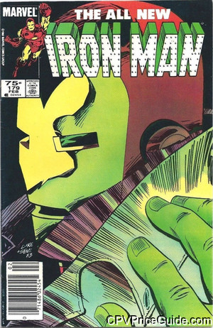 iron man 179 cpv canadian price variant image