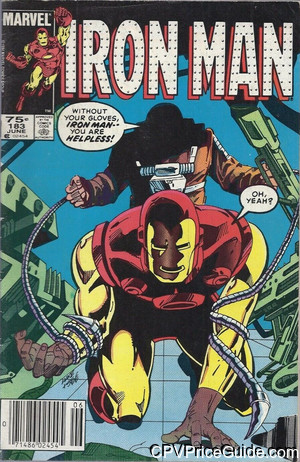 iron man 183 cpv canadian price variant image