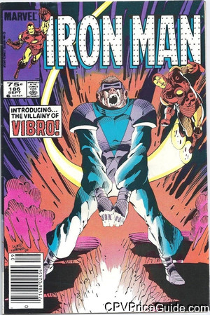 iron man 186 cpv canadian price variant image