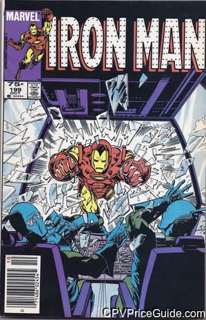 iron man 199 cpv canadian price variant image