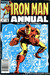 Iron Man Annual #6 Canadian Price Variant picture