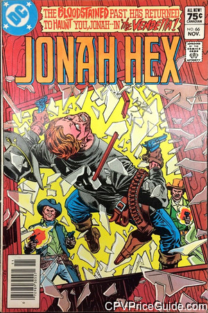 jonah hex 66 cpv canadian price variant image
