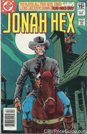 jonah hex 67 cpv canadian price variant image