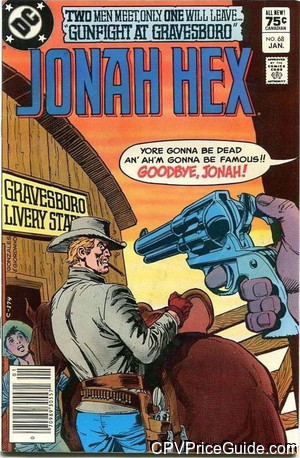 jonah hex 68 cpv canadian price variant image