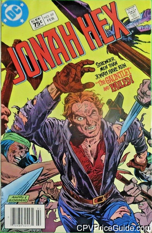 jonah hex 69 cpv canadian price variant image