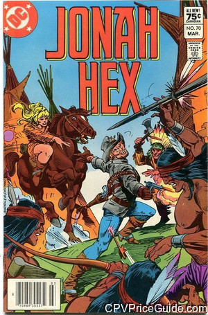 jonah hex 70 cpv canadian price variant image
