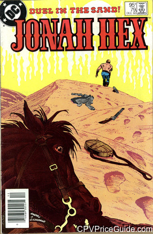 jonah hex 79 cpv canadian price variant image