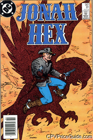 jonah hex 81 cpv canadian price variant image