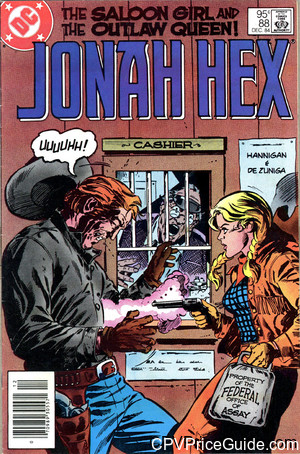 jonah hex 88 cpv canadian price variant image