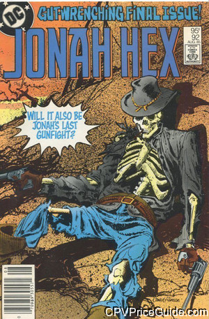jonah hex 92 cpv canadian price variant image