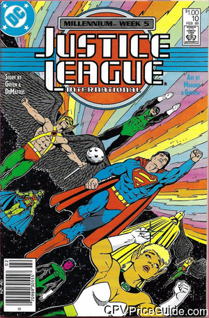 justice league international 10 cpv canadian price variant image