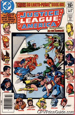 justice league of america 207 cpv canadian price variant image