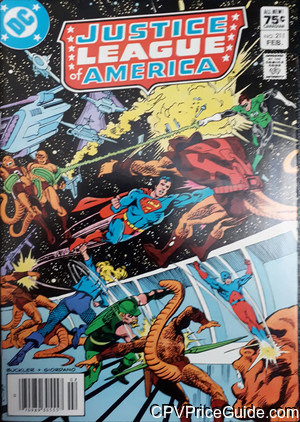 justice league of america 211 cpv canadian price variant image