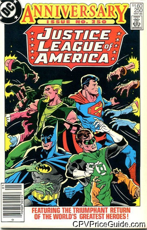 justice league of america 250 cpv canadian price variant image