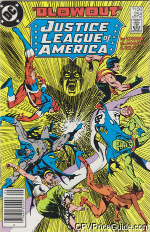 justice league of america 254 cpv canadian price variant image