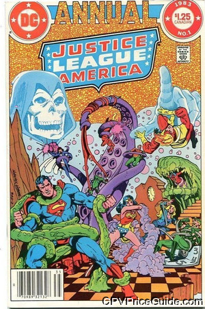 justice league of america annual 1 cpv canadian price variant image