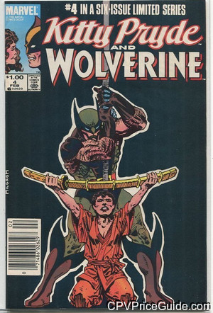 kitty pryde and wolverine 4 cpv canadian price variant image