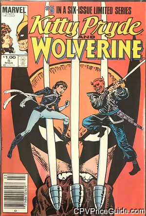 kitty pryde and wolverine 5 cpv canadian price variant image