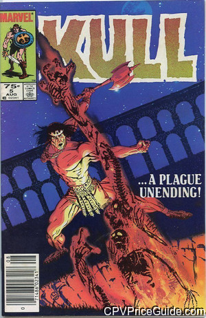 kull the conqueror 5 cpv canadian price variant image