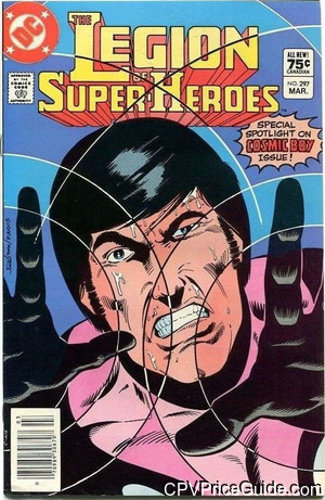legion of super heroes 297 cpv canadian price variant image