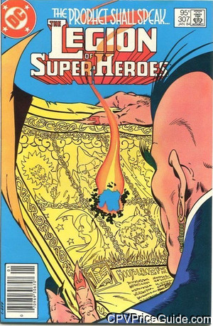 legion of super heroes 307 cpv canadian price variant image