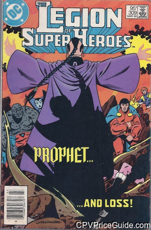 legion of super heroes 309 cpv canadian price variant image