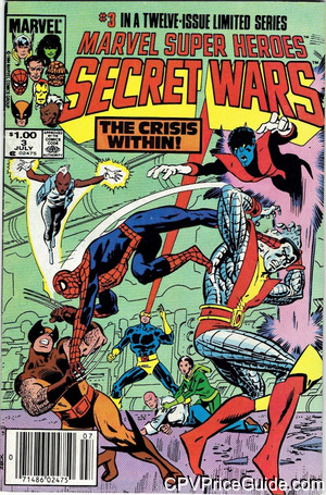 marvel super heroes secret wars 3 cpv canadian price variant image