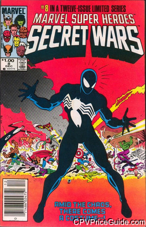 marvel super heroes secret wars 8 cpv canadian price variant image