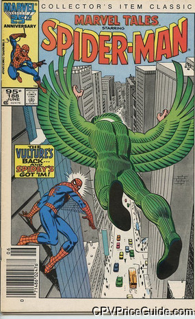 marvel tales 188 cpv canadian price variant image