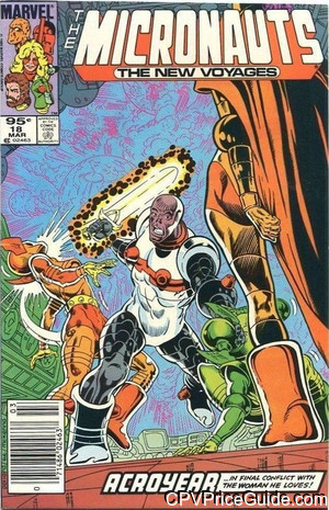 micronauts vol 2 18 cpv canadian price variant image