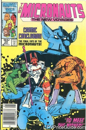 micronauts vol 2 20 cpv canadian price variant image