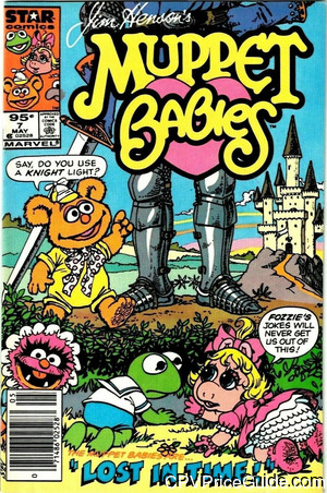 muppet babies 7 cpv canadian price variant image