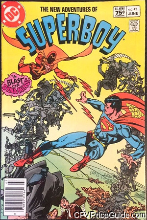new adventures of superboy 42 cpv canadian price variant image