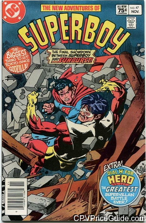 new adventures of superboy 47 cpv canadian price variant image