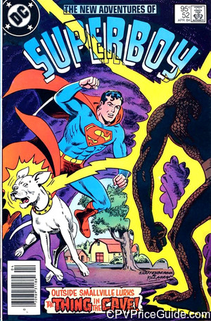 new adventures of superboy 52 cpv canadian price variant image